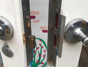 Double Door Lock
